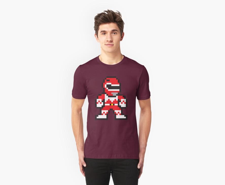 Red Ranger by themaddesigner