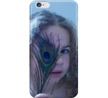 Peacock eye iPhone Case/Skin