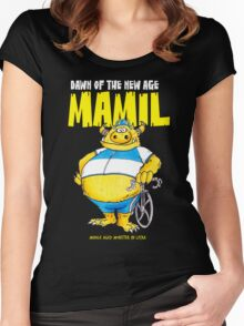 Mamil Women's Fitted Scoop T-Shirt