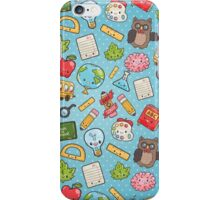 Back to School iPhone Case/Skin