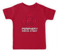 Periphery 8-bit Red/Ketchup Vs. Mustard Kids Tee