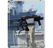 Machine gun Kalashnikov iPad Case/Skin