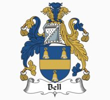 Bell Coat of Arms (Scottish) by coatsofarms