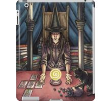 Everyday Witch Tarot - The High Priestess iPad Case/Skin