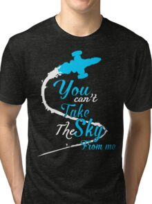 Firefly Ballad of Serenity - Can't Take the Sky Tri-blend T-Shirt