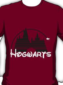 Hogwarts castle (black) T-Shirt