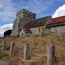 St Peter, Hamsey by mikebov