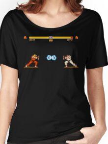 Ken vs. Ryu Women's Relaxed Fit T-Shirt