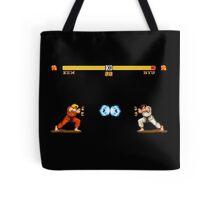 Ken vs. Ryu Tote Bag