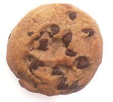 Chocolate Chip Cookie by BravuraMedia