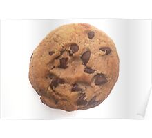 Chocolate Chip Cookie Poster