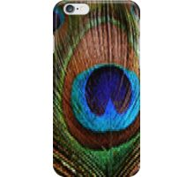 Peacock Fur Pixelate iPhone Case/Skin