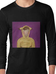 Scott Pikachu Long Sleeve T-Shirt