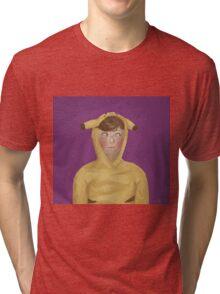 Scott Pikachu Tri-blend T-Shirt