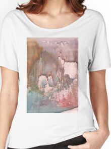watercolor  Women's Relaxed Fit T-Shirt