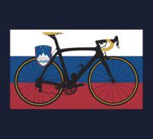 Bike Flag Slovenia (Big - Highlight) by sher00