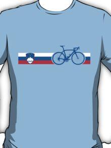 Bike Stripes Slovenia T-Shirt