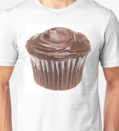 Chocolate Cupcake Unisex T-Shirt