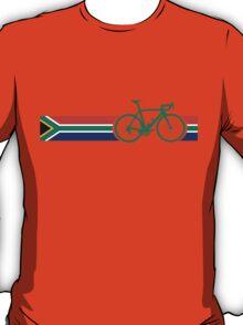 Bike Stripes South Africa T-Shirt