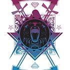 Illuminati Lion by shanin666