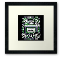 Everything is Creepy Mix Vol. 1 Framed Print