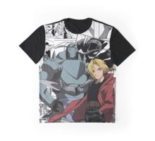 Full Metal Brothers  Graphic T-Shirt