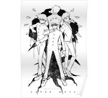 Mob Psycho 100 - Esper Boys Poster
