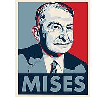 Ludwig von Mises Photographic Print