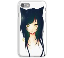 Ahri from League of Legends iPhone Case/Skin