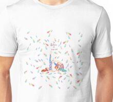 Tow women - yoga girl Unisex T-Shirt