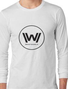 Westworld Logo Long Sleeve T-Shirt