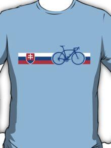 Bike Stripes Slovakia T-Shirt