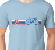Bike Stripes Slovakia Unisex T-Shirt
