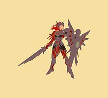 Iron Solari Leona by Loxord
