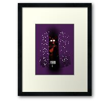 The Terror of Pirate's Cove Framed Print