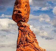 Balance Rock by Radek Hofman