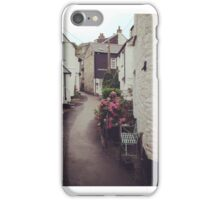 Port Isaac Village - Cornwall iPhone Case/Skin