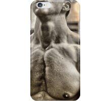 MAN OF STEEL iPhone Case/Skin