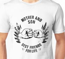 Mother and Son Unisex T-Shirt