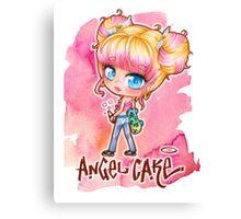 Angel Cake - original character Canvas Print