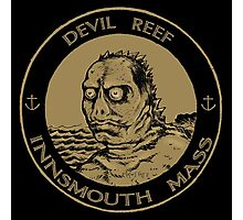 Devil Reef Innsmouth Mass Photographic Print