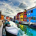 Burano, Venice by Paulo Nuno