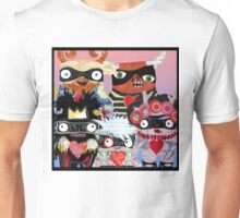 Artist Monsters Unisex T-Shirt
