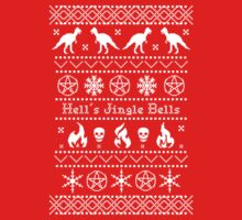 Hell's Jingle Bells One Piece - Short Sleeve