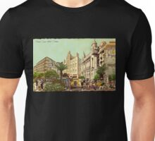 Black Crown Hotel - Outdoor Unisex T-Shirt