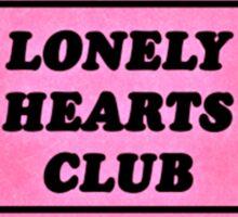 lonely hartzz Sticker