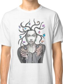 Clio, Muse of History Classic T-Shirt