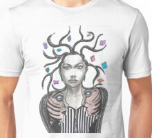 Clio, Muse of History Unisex T-Shirt
