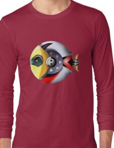UFO Robot  Long Sleeve T-Shirt