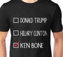 WE CHOOSE KEN BONE Unisex T-Shirt